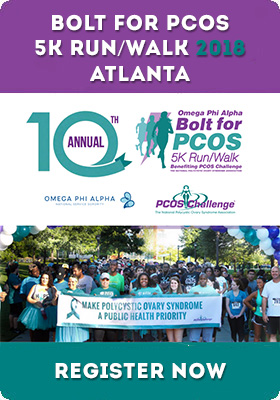 Bolt for PCOS 5K Run-Walk