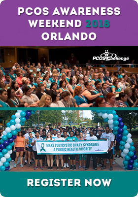 PCOS Awareness Weekend 2018 - Orlando