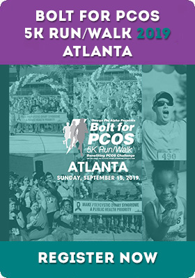 Atlanta PCOS Walk - Bolt for PCOS 5K