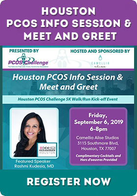 PCOS Awareness Month Information Session