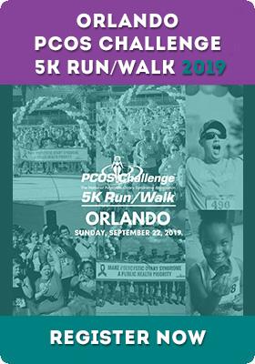 PCOS Walk Orlando