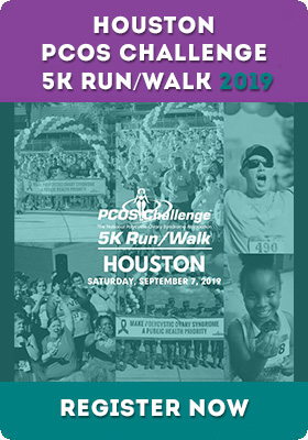 PCOS Walk Houston