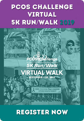 PCOS Walk - PCOS Challenge Virtual Walk
